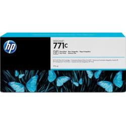 B6Y13A - HP 771C - cartouche d'encre photo noire 775 ml pour HP Designjet Z6200