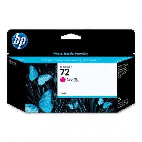 C9372A - HP 72 - cartouche d'encre magenta 130 ml pour HP Designjet T1100, T1120, T1200, T1300, T610, T620, T770, T790