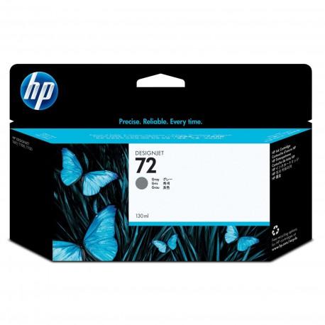 C9374A - HP 72 - cartouche d'encre gris 130 ml pour HP Designjet T1100, T1120, T1200, T1300, T610, T620, T770, T790