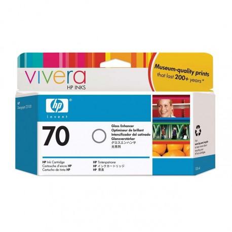 C9459A - HP 70 - cartouche d'encre activateur de brillance 130 ml pour HP Designjet Z2100, Z3100, Z3200