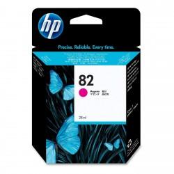 CH567A - HP 82 - cartouche d'encre magenta 28 ml pour HP Designjet 100, 120, 500, 510, 800, 815, 820