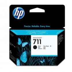 CZ133A - HP 711 - cartouche d'encre noir 80 ml pour HP Designjet T120 ePrinter, T520 ePrinter