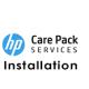 Service Installation sur 4 postes pour HP Designjet T 520, T 730, T 830
