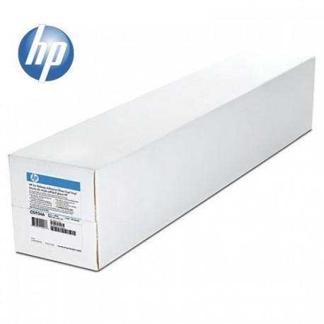 HP, Papier, mat, couche, superblanc, sans bois, 90g/m2, 914mm x 45.70m, Diametre mandrin: 51mm, Boite de 1 rouleau