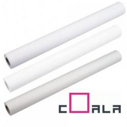 Rouleau de papier Coala mat non couche blanc 914mm x 90.00m - 90 g/m2