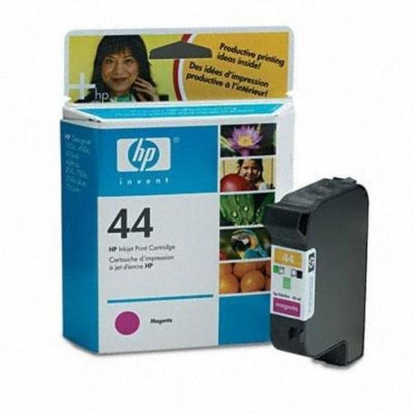 51644ME - Hp 44 - 42 ml - Cartouche d'encre Originale magenta pour HP Designjet 1050, 1055