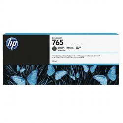 HP 765 - ref: F9J55A, Cartouche d'encre noir mat 775 ml pour HP Designjet T7200