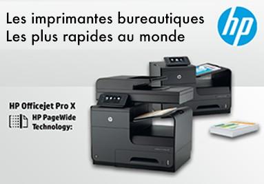 Imprimante hp officejet pro x